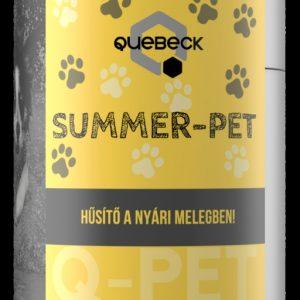 Quebeck Summer Pet, frissítő kutyáknak