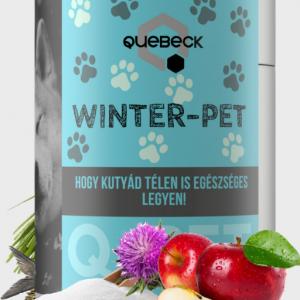 Quebeck Winter-Pet, téli étrendkiegészítő kutyáknak